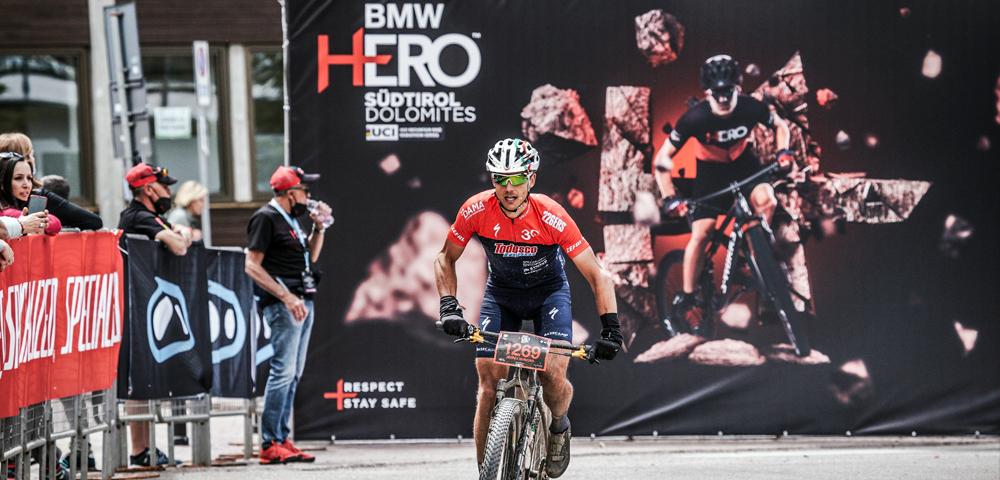 Todesco MTB Brancher Andrea BMW HERO Südtirol Dolomites 2021