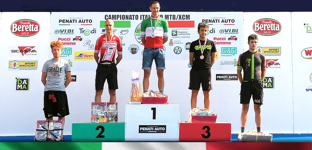 Italiano Marathon MTB Brianza - Team Todesco